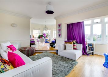 Thumbnail 2 bed flat for sale in Trinity Church Road, Barnes, London