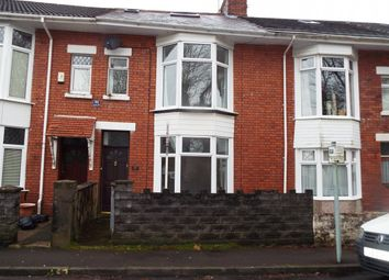 Thumbnail 3 bed terraced house for sale in 11 Parkview Terrace, Sketty, Swansea