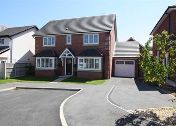 Thumbnail 4 bed detached house for sale in Pant Y Braillau, Benllech, Benllech