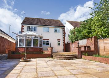 Thumbnail 4 bed detached house for sale in Oxford Road, Swindon