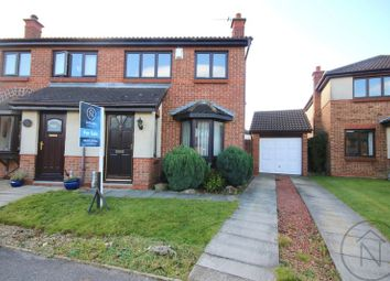 Thumbnail 3 bed semi-detached house for sale in Sorrel Wynd, Newton Aycliffe