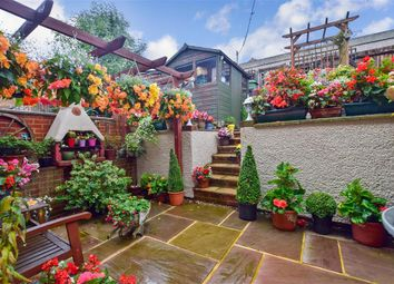 2 bed terraced house for sale in Ryde Close, Walderslade, Chatham, Kent ME5