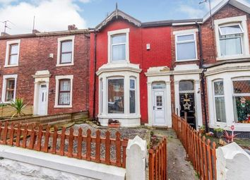 Thumbnail 3 bed terraced house for sale in Longshaw Lane, Infirmary, Blackburn, Lancashire