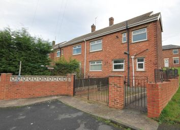 Thumbnail 3 bed semi-detached house for sale in Tenth Avenue, Chester Le Street