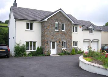Thumbnail 6 bed property for sale in Ger Y Duad, Cynwyl Elfed, Carmarthen