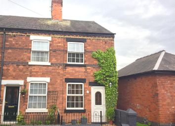 Thumbnail 3 bed terraced house for sale in Brizlincote Street, Stapenhill, Burton-On-Trent