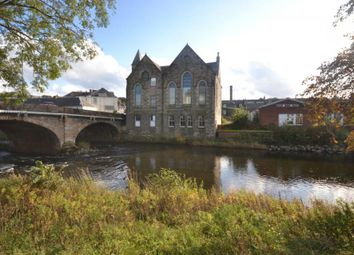Thumbnail 3 bed flat for sale in Caretakers Flat, Orrock Halls Orrock Place Hawick