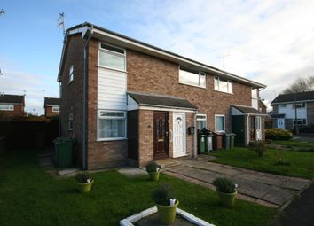 Thumbnail 2 bed flat to rent in Brunsfield Close, Wirral