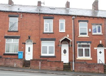 Thumbnail 3 bed terraced house for sale in Sharples Hall Street, Oldham