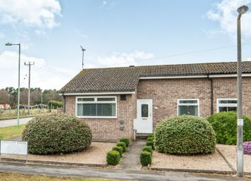 Thumbnail 2 bed semi-detached bungalow for sale in Swallow Drive, Brandon