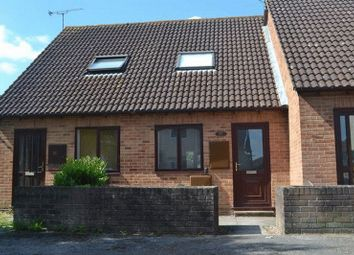 Thumbnail 1 bed terraced house to rent in Milford Close, Longlevens, Gloucester