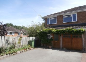 Thumbnail 3 bed semi-detached house for sale in New Road, Hollywood, Birmingham