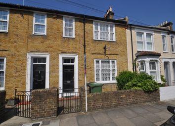 Thumbnail 3 bedroom terraced house to rent in Merritt Road, London