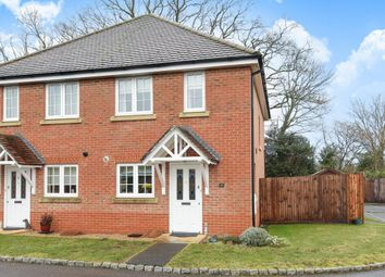 Thumbnail 2 bedroom semi-detached house for sale in Tanners Row, Wokingham