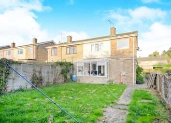 Thumbnail Semi-detached house for sale in Woodside, North Leigh, Witney