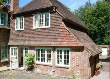 Thumbnail 2 bed cottage to rent in Munstead Heath Road, Godalming