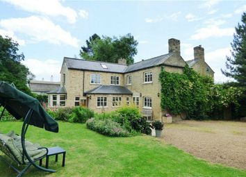 Thumbnail 4 bed detached house for sale in The Front, Holywell, St Ives, Cambridgeshire