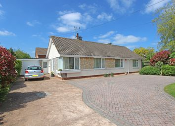 Thumbnail 3 bed detached bungalow for sale in Willand Old Village, Willand