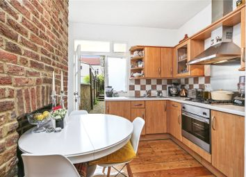 Thumbnail 1 bed flat for sale in Greyhound Road, London