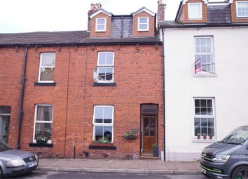 Thumbnail 4 bed terraced house for sale in Eden Street, Stanwix, Carlisle, Cumbria