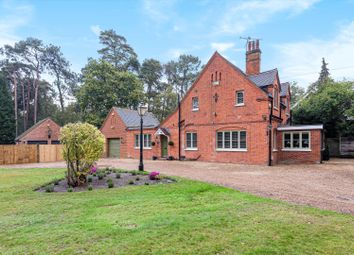 Thumbnail 4 bed detached house to rent in Kings Ride, Ascot, Berkshire