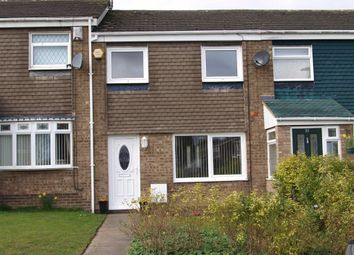 Thumbnail 3 bed terraced house to rent in Newlyn Drive, Cramlington