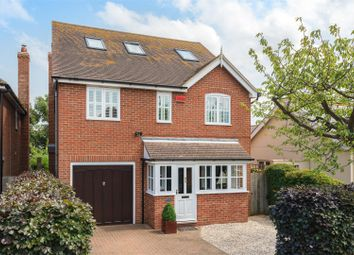 Thumbnail 5 bed detached house for sale in Graystone Road, Tankerton, Whitstable