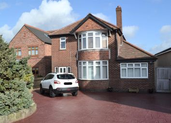 Thumbnail 4 bedroom detached house for sale in Mount Pleasant Road, Castle Gresley, Swadlincote
