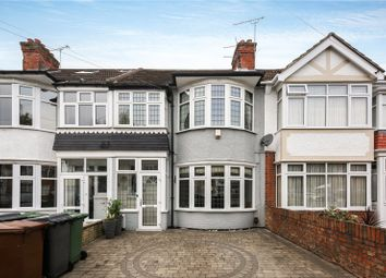 Thumbnail 4 bed terraced house for sale in Rolls Park Road, London
