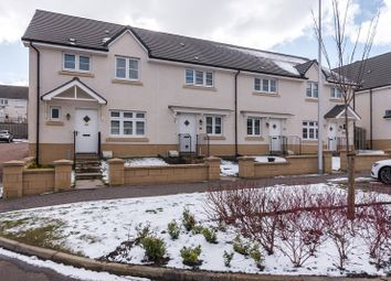 Thumbnail 2 bed terraced house for sale in Easter Langside Drive, Dalkeith, Midlothian