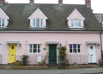 Thumbnail 2 bed terraced house to rent in Church Street, Coggeshall, Colchester