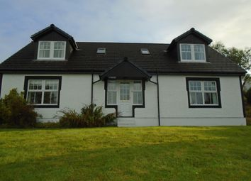 Thumbnail 4 bedroom detached house for sale in Dervaig, Isle Of Mull