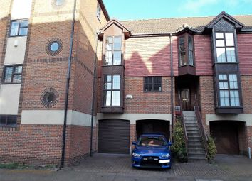 Thumbnail 3 bed terraced house for sale in Hathaway Court, Rochester
