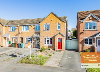 Thumbnail 3 bed end terrace house for sale in Wood Common Grange, Pelsall, Walsall