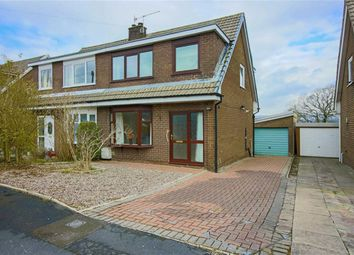 Thumbnail 3 bed semi-detached house for sale in Bushburn Drive, Langho, Blackburn