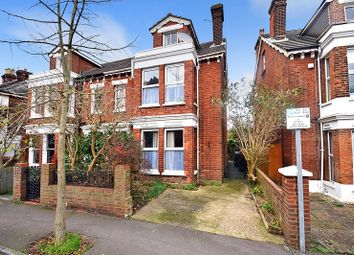 Thumbnail 4 bed semi-detached house to rent in Albert Road, Ashford