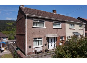 Thumbnail 3 bedroom semi-detached house for sale in Goytre Road, Port Talbot
