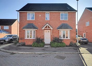 Thumbnail 4 bed detached house for sale in Sentinel Close, Worcester