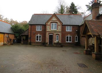 Thumbnail 4 bed property to rent in Salisbury Road, Sherfield English, Romsey