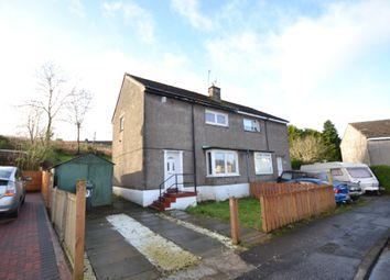 Thumbnail 3 bed semi-detached house for sale in Auchendores Avenue, Port Glasgow, Renfrewshire