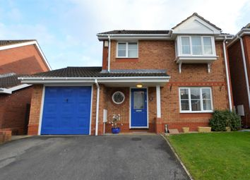 Thumbnail 3 bed detached house for sale in St. Saviours Rise, Frampton Cotterell, Bristol
