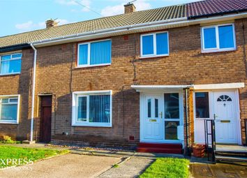 Thumbnail 3 bed terraced house for sale in Newsham Road, Blyth, Northumberland