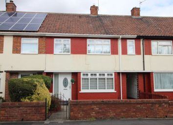Thumbnail 3 bed terraced house to rent in Barnard Road, Billingham