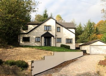 Thumbnail 4 bed detached house for sale in Holcombe Road, Greenmount, Bury, Lancashire