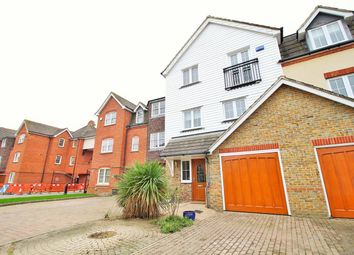 Thumbnail 4 bed town house for sale in Kensington, Eastbourne