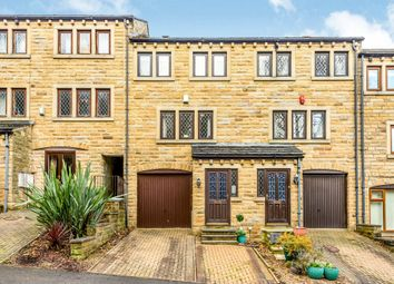 Thumbnail 2 bedroom town house for sale in Dean Brook Road, Netherthong, Holmfirth