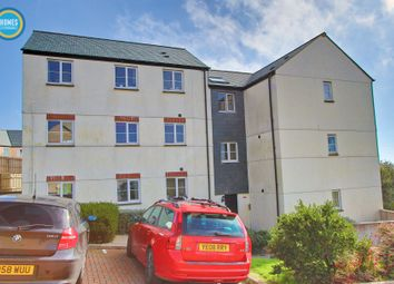 Thumbnail 2 bed flat for sale in Curtice Close, St Austell
