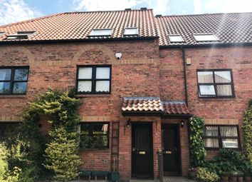 Thumbnail 4 bed town house to rent in Wain Well Mews, Lincoln