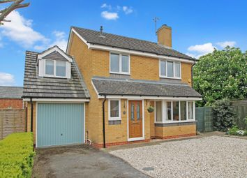 Thumbnail 4 bed detached house for sale in Norwood Avenue, Southmoor, Oxfordshire