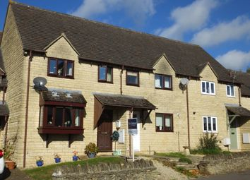 Thumbnail 3 bed terraced house for sale in The Old Common, Chalford, Stroud